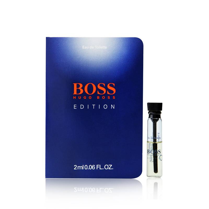Hugo Boss Boss Blue Edition